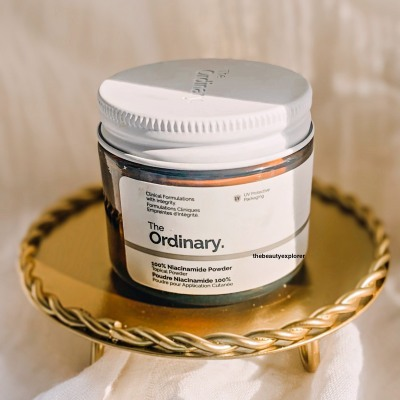 Review The Ordinary Niacinamide Powder