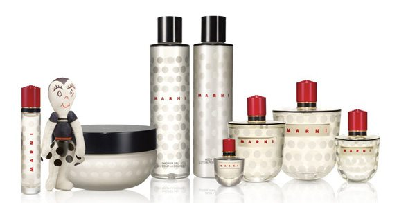 Marni, perfume, fragrance, scent, Huggy doll, Marni perfume, Marni fragrance, Estee Lauder, Aramis