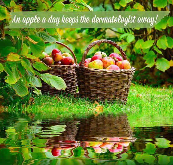apple beauty benefits
