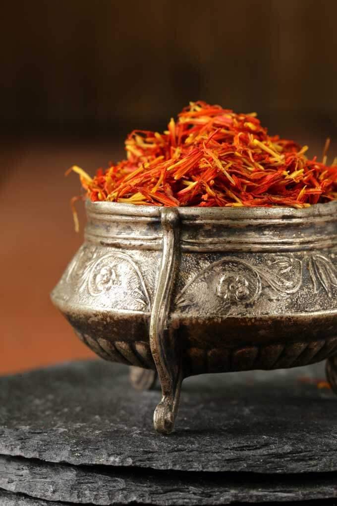 saffron skincare
