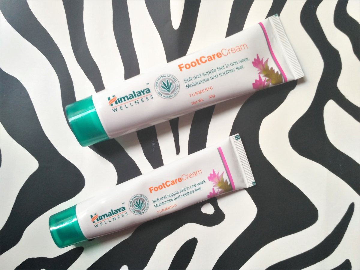 Himalaya FootCare Cream | Review