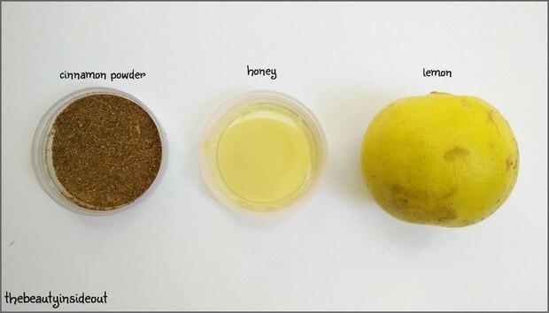 Cinnamon Honey Lemon