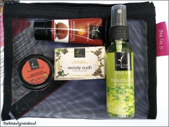 O MY BAG Product contents