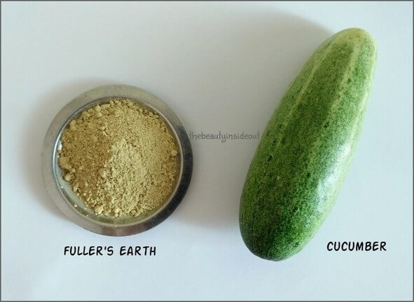 Soothing Cucumber Face Pack