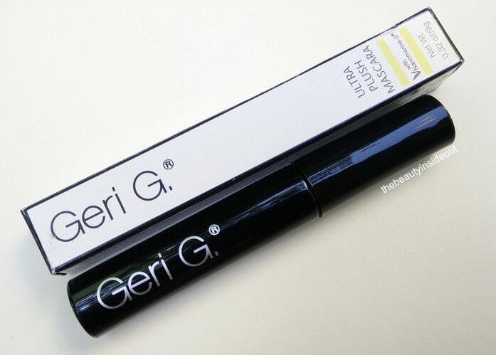 Geri G Plush Mascara