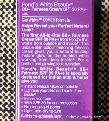 ponds-bb-cream-description