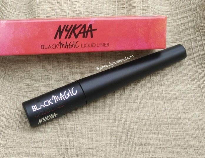 Nykaa Black Magic Liquid Eyeliner