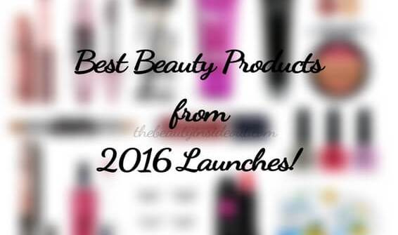 Best Beauty Products from 2016 Launches