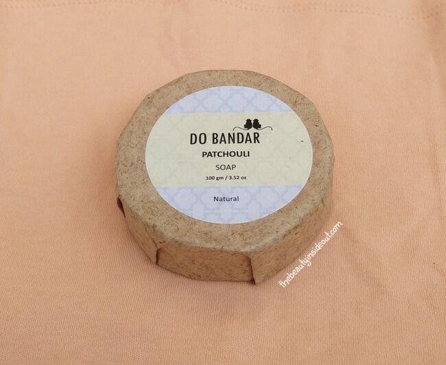Do Bander Patchouli Soap