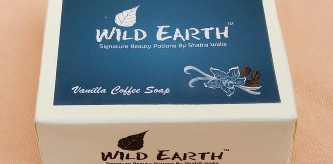 Wild Earth Vanilla Coffee Soap Review