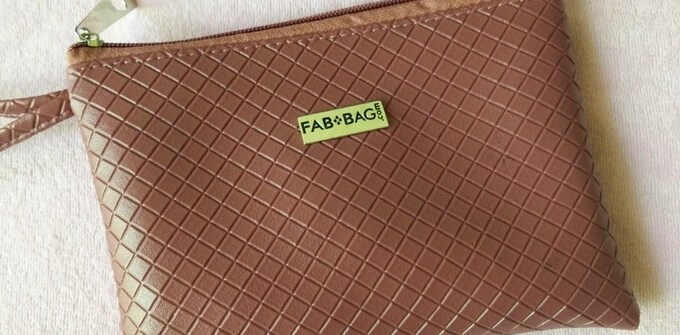 March 2017 Fab Bag Review