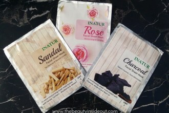 Inatur Sheet Masks Review