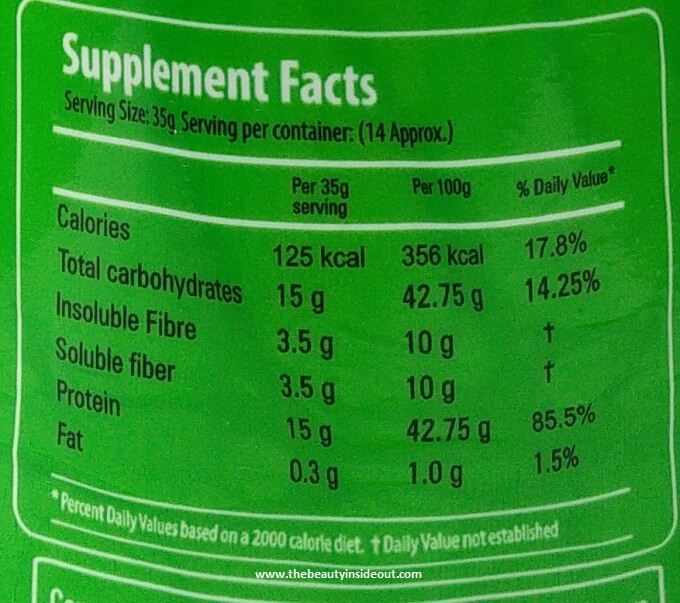 Zenith Nutrition Slim Shake