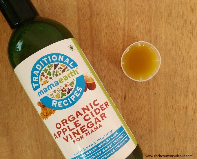 Mamaearth Organic Apple Cidar Vinegar