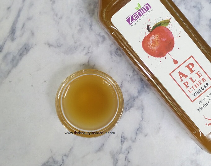 Zenith Nutrition Apple Cidar Vinegar