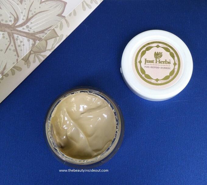 Just Herbs Skin Tint