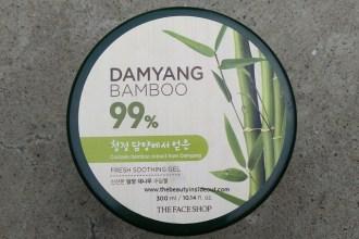 The Face Shop Damyang Bamboo Gel