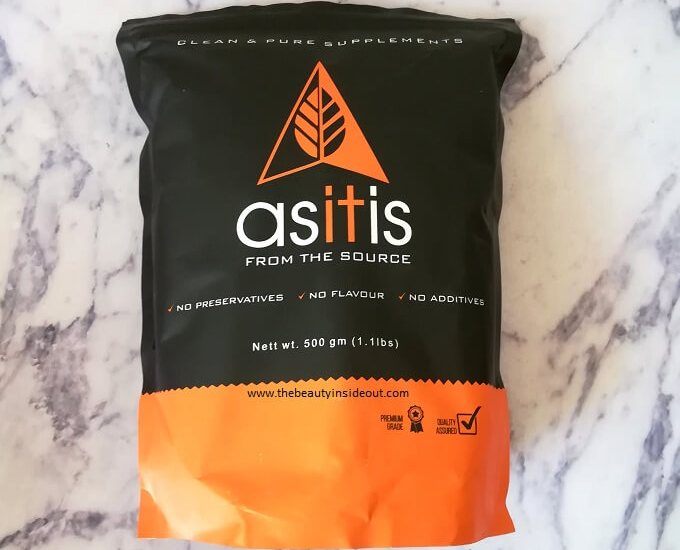 AS-IT-IS Whey Protein Concentrate 80% Protein Unflavoured Review