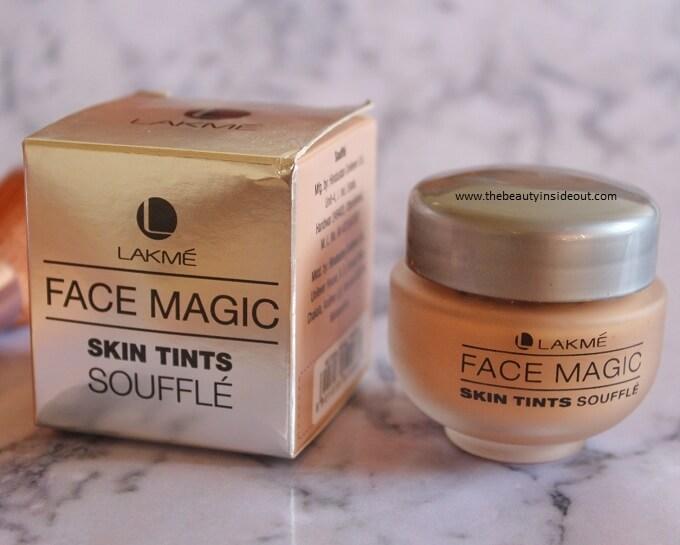 Lakme Face Magic Skin Tints Souffle
