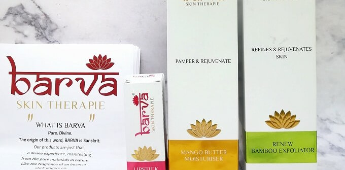 Barva Skin Therapie Products