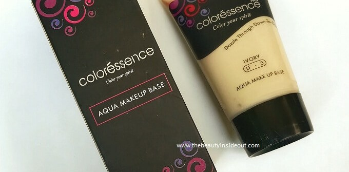 Coloressence Aqua Makeup Base