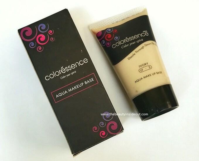 Coloressence Aqua Makeup Base