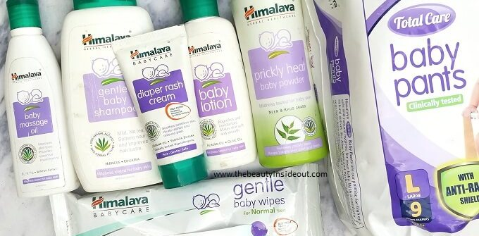 Himalaya Baby Products Review