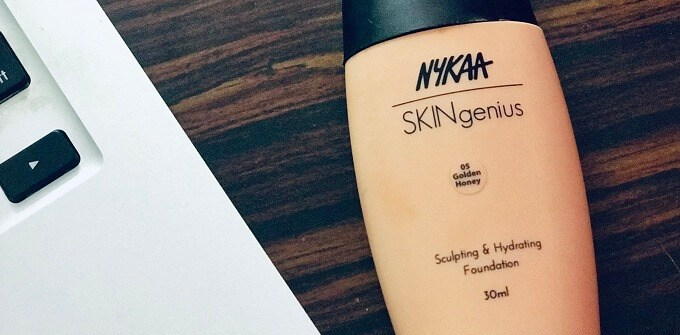 Nykaa Skingenius Foundation