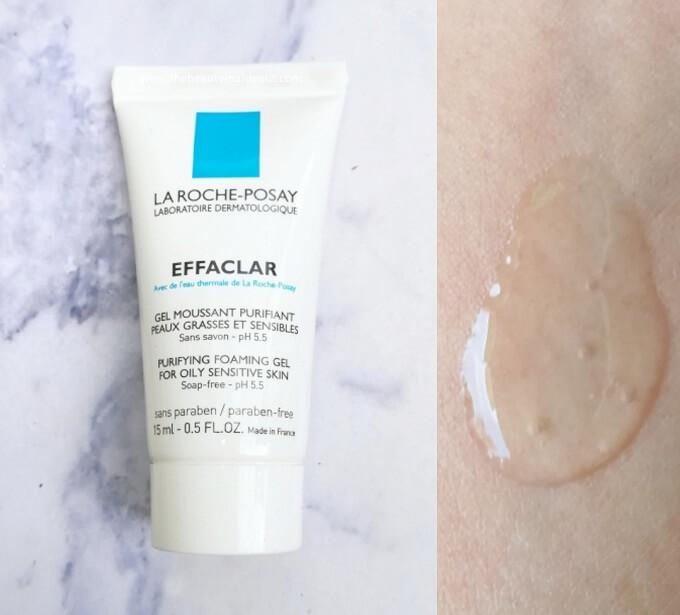 La Roche Posay Effaclar Purifying Foaming Gel For Oily Skin