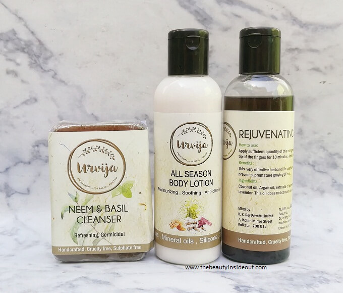 Urvija Products