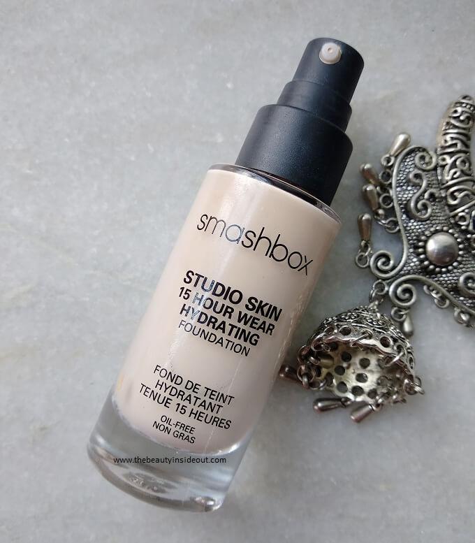 Smashbox Studio Skin Foundation Review