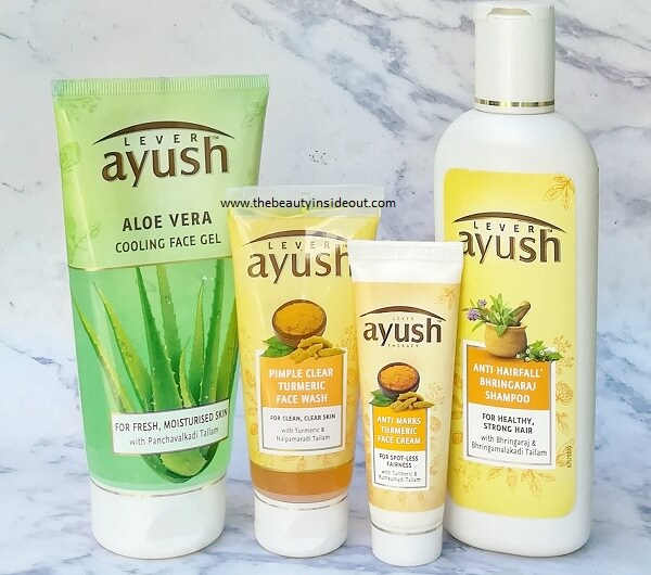 Lever Ayush Products Review