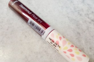 The Saem Saemmul Real Tint Review