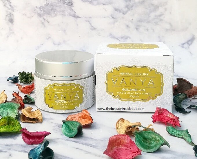 Vanya Herbal Gulaabcare Face Cream