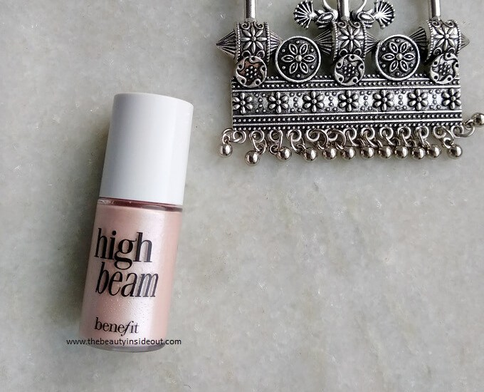 Benefit High Beam Highlighter Review