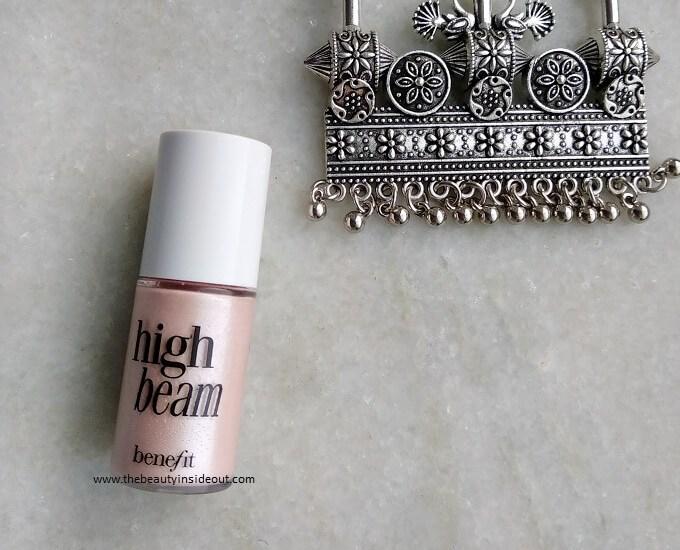 Benefit High Beam Highlighter Review