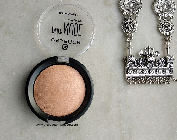 Essence Pure Nude Highlighter Pan