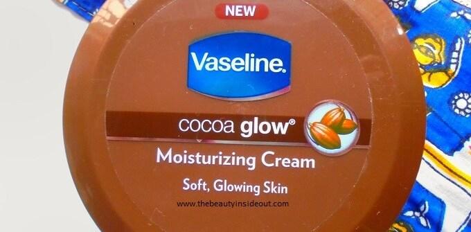 Vaseline Cocoa Glow Moisturizing Cream Review