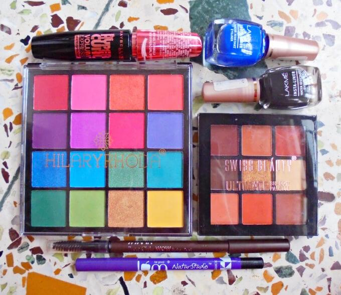 Bridal Makeup Kit Eye Makeup Products