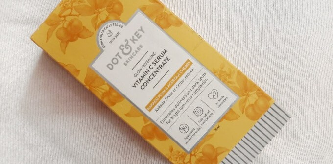 Dot And Key Vitamin C Serum Review