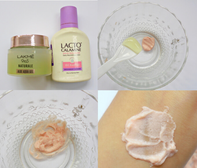 Lacto Calamine For Acne