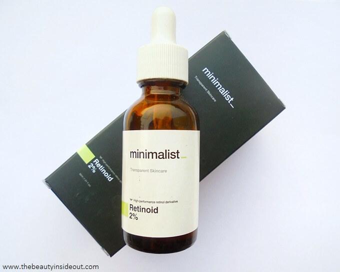 Minimalist Granactive Retinoid 2% Review