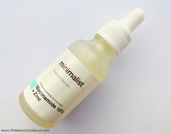 Minimalist Niacinamide 10 Serum