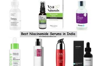 Best Niacinamide Serums in India