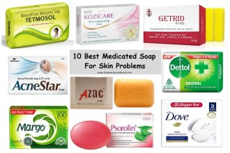 Best Medicated Soaps For Skin Problems