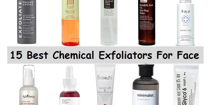 Best Chemical Exfoliators