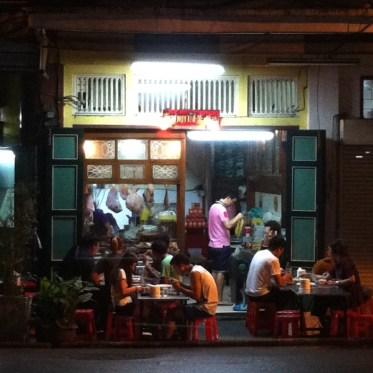 Restaurant local, Bangkok