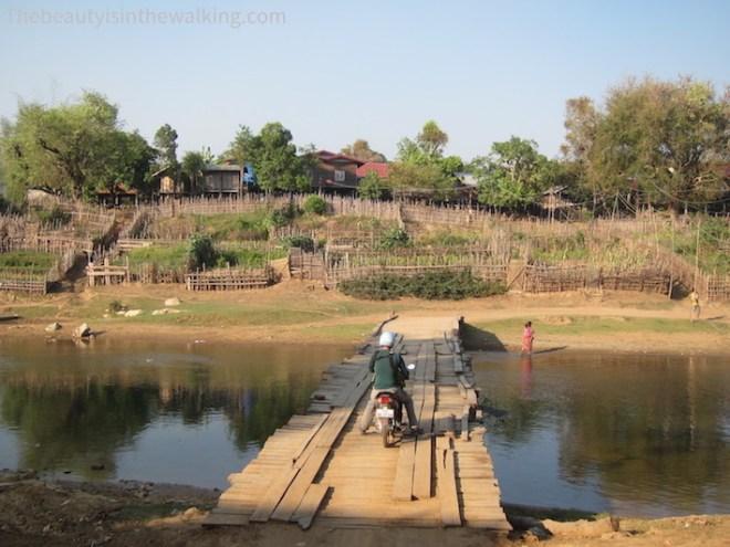 Vers les rapides de Kong Keo, Laos.