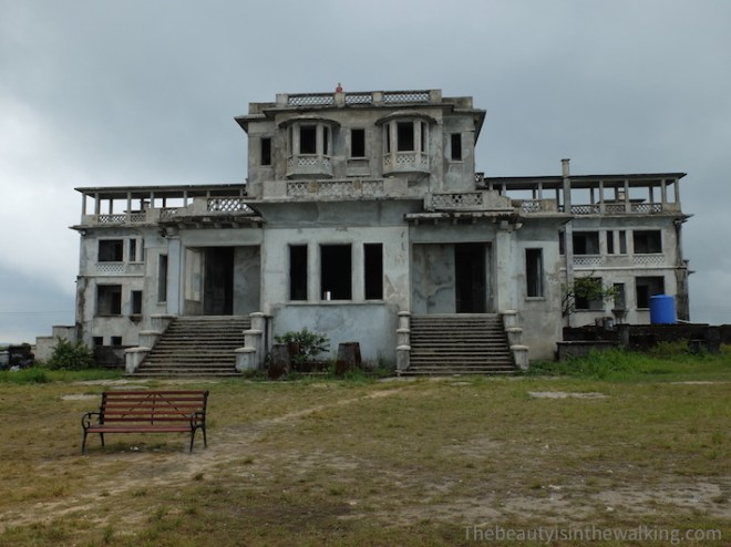 Bokor Palace, Station du Bokor, ancien casino, colonie française, Cambodge, Asie,