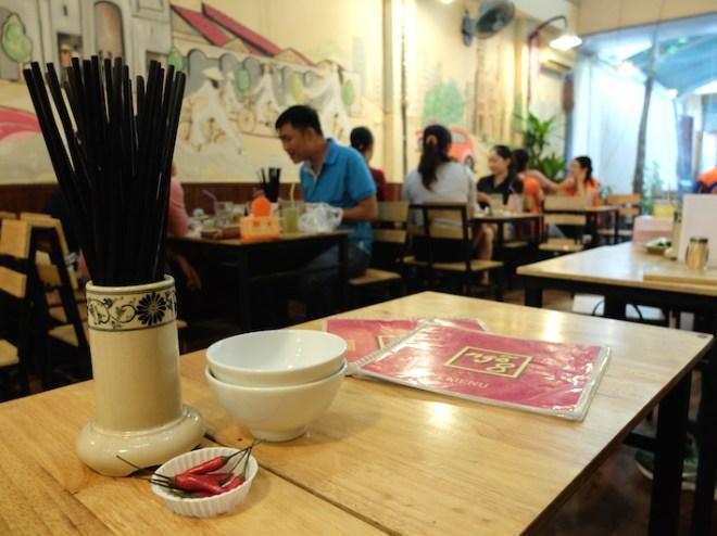 Restaurant Ngo 8 à Ho-Chi-Minh-Ville